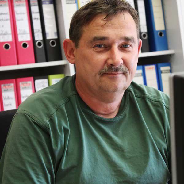 Geschäftsführer Sven Wulf