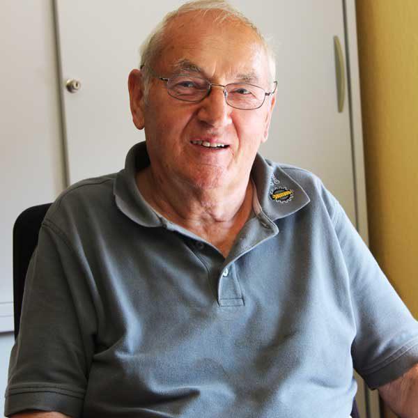 Senior Geschäftsführer Uwe Wulf